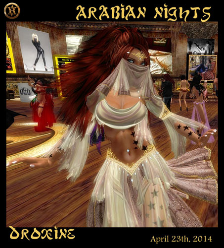 Droxine-Arabian-nights-april-23th