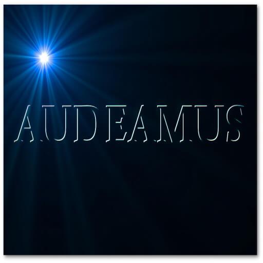 Audeamus-Logo