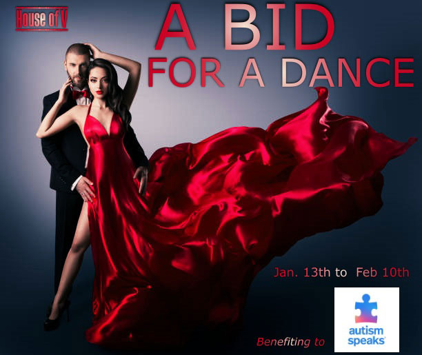 A Bid for a Dance - Benefiting to Autism Speaks