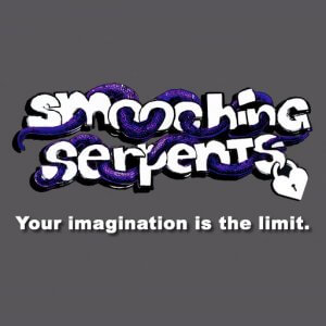 Smooching Serpents